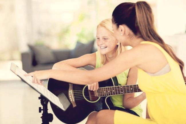 Charlotte Guitar Lessons